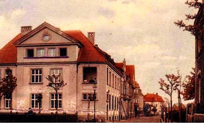 Früheres Zollamt in der Katharinenstraße in Dorsten
