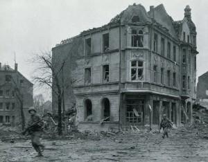 Am Essener Tor (29. März 1945)