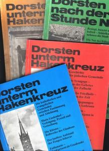 Titelseiten der vier Bände