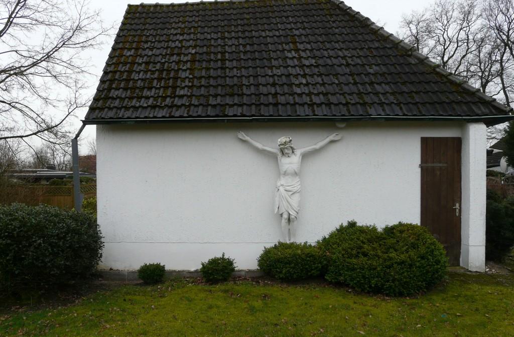 Siechenkapelle 2014; Foto: Maria Nienhaus