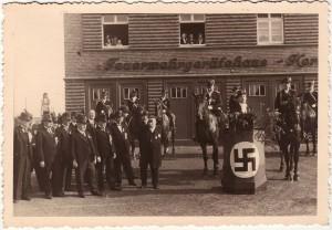 Schützen aus dem Marienviertel 1938; Hilgert-Sammlung