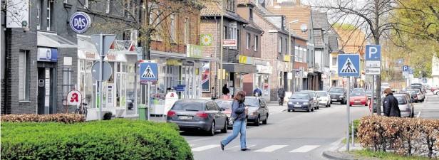 "Straße ""Im Harsewinkel"" 2011"
